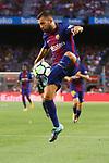 52e Trofeu Joan Gamper.<br /> FC Barcelona vs Chapecoense: 5-0.<br /> Jordi Alba.