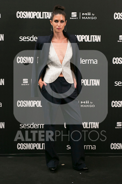 Nerea Barros attend the photocall of the Cosmopolitan Fun Fearless Female 2014 Awards at the Ritz Hotel in Madrid, Spain. October 20, 2014. (ALTERPHOTOS/Carlos Dafonte)