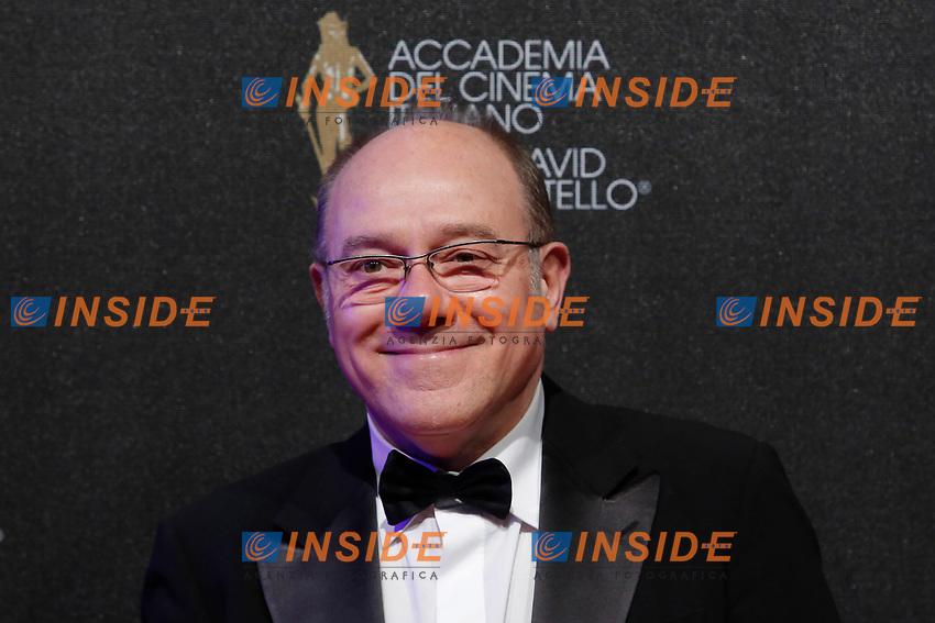 Carlo Verdone<br /> Roma 27-03-2017. Premio David di Donatello 2017.<br /> Rome March 27th 2017. David di Donatello ceremony 2017. <br /> Foto Samantha Zucchi Insidefoto