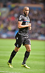 Crystal Palace's Andros Townsend during the premier league match at the Turf Moor Stadium, Burnley. Picture date 10th September 2017. Picture credit should read: Paul Burrows/Sportimage