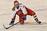 03.01.2020, BLZ Arena, Füssen / Fuessen, GER, IIHF Ice Hockey U18 Women's World Championship DIV I Group A, <br /> Daenemark (DEN) vs Ungarn (HUN), <br /> im Bild Emma Mathiesen (DEN, #3)<br /> <br /> Foto © nordphoto / Hafner