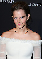 BEVERLY HILLS, CA, USA - OCTOBER 30: Emma Watson arrives at the 2014 BAFTA Los Angeles Jaguar Britannia Awards Presented By BBC America And United Airlines held at The Beverly Hilton Hotel on October 30, 2014 in Beverly Hills, California, United States. (Photo by Xavier Collin/Celebrity Monitor)