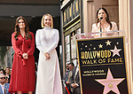 Irina Menzel, Kristen Bell -Star WofF 036 Jackie Tohn  ,  Kristen Bell And Idina Menzel  Honored With Stars On The Hollywood Walk Of Fame on November 19, 2019 in Hollywood, California