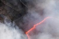 Lava Lake Shore, Kilauea Caldera, Island of Hawaii