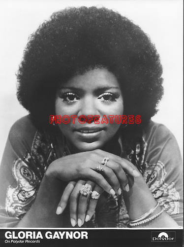 GLORIA GAYNOR..photo from promoarchive.com- Photofeatures..