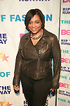 BET's Lynne Harris Taylor attends BET'S RIP THE RUNWAY 2011 Hosted by MEHCAD BROOKS AND SELITA EBANKS AT THE <br /> HAMMERSTEIN BALLROOM, New York 2/26/11