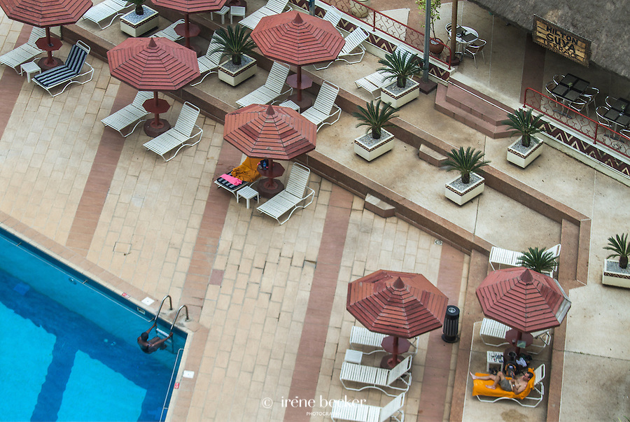 Transcorp Hilton Abuja, Swimming Pool