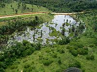 A área está localizada no sudoeste do Pará, na Floresta Nacional (Flona) do Amana, nos municípios de Itaituba e Jacareacanga. É margeada pela rodovia Transamazônica e situa-se na região de influência da BR-163 (rodovia Cuiabá-Santarém), onde um conjunto de ações busca estimular a produção madeireira sustentável.<br /> <br /> Pará, Brasil<br /> Foto João Batista<br /> 2008