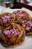 Kinich Restaurant. Izamal, Yucatan, Mexico