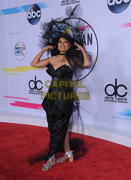 19 November  2017 - Los Angeles, California - Diana Ross. 2017 American Music Awards  held at Microsoft Theater in Los Angeles. <br /> CAP/ADM/BT<br /> &copy;BT/ADM/Capital Pictures