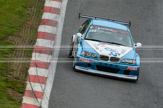 Ronald Van Loon/Luuk Van Loon - Blueberry Racing BMW E46 M3