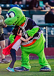 2019-08-24 MiLB: Lowell Spinners at Vermont Lake Monsters