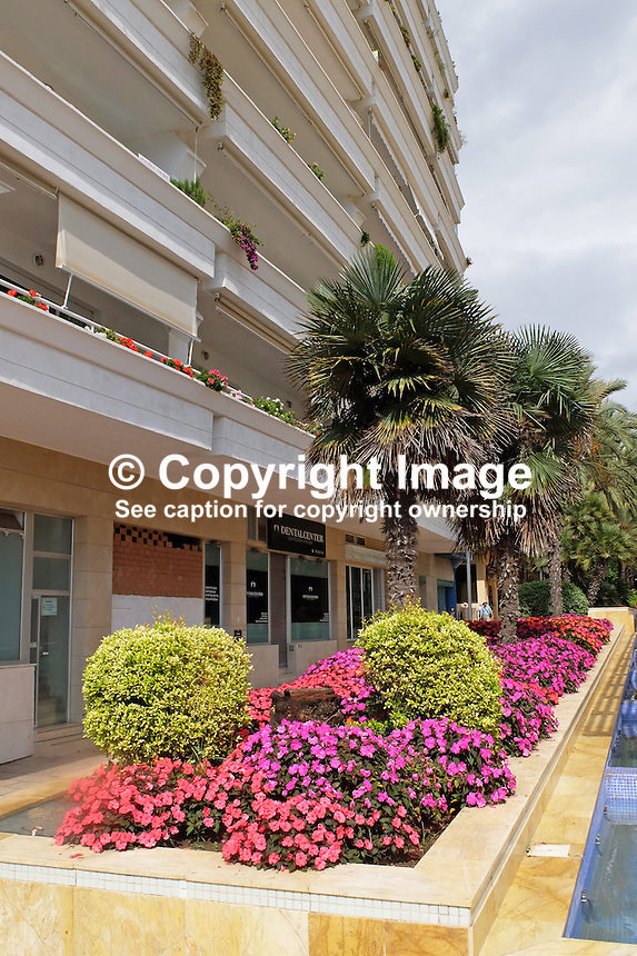 Avenida del Mar, Marbella, Spain, October, 2015, 201510131695<br />