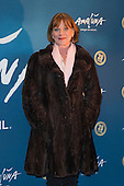 London, UK. 19 January 2016. Actress Samantha Bond. Celebrities arrive on the red carpet for the London premiere of Amaluna, the latest show of Cirque du Soleil, at the Royal Albert Hall.