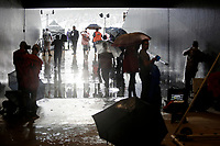 SÃO PAULO, SP 26.01.2019: CORINTHIANS-PONTE PRETA - Jogo paralisado por conta do temporal. Corinthians e Ponte Preta, em jogo válido pela terceura rodada do campeonato Paulista 2019, na Arena Corinthians, zona leste da capital. (Foto: Ale Frata/Codigo19/Folhapress)