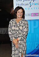 """12 May 2019 - Margaret Trudeau, mother of Prime Minister Justin Trudeau and former wife of PM Pierre Elliott Trudeau, debuts her autobiographical one-woman show """"Certain Woman of an Age"""" at The Second City in Chicago.  File Photo: 2018 Mental Health Morning, Michelangelo Banquet Centre, Hamilton, Ontario, Canada. Photo Credit: Brent Perniac/AdMedia"""