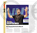 Mark Thomas, the NHS at 70, Traverse, Edinburgh Fringe 2018, i newspaper, 01.05.19