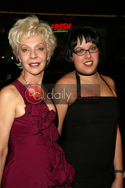 Patricia Taylor and Kim Reeves