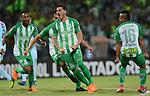 Atlético Nacional venció 4-1 a Bolívar. Fase de grupos Conmebol Libertadores 2018.