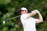 Rory McIlroy (NIR) tees off on the 15th hole during the second round of the 118th U.S. Open Championship at Shinnecock Hills Golf Club in Southampton, NY, USA. 15th June 2018.<br /> Picture: Golffile | Brian Spurlock<br /> <br /> <br /> All photo usage must carry mandatory copyright credit (&copy; Golffile | Brian Spurlock)