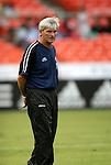 11 August 2004: Rapids head coach Tim Hankinson. DC United defeated the Colorado Rapids 3-1 at RFK Stadium in Washington, DC during a regular season Major League Soccer game..