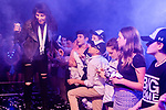 A Gala Westchester, New York Bar Mitzvah<br /> <br /> Planner:  Party By Monigue<br /> Decor: Carolyn Dempsey<br /> Entertainment:  Total Entertainment<br /> Cuisine: Thomas Preti