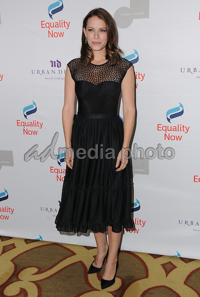 "05 December 2016 - Beverly Hills, California. Bethany Joy Lenz.   Equality Now's 3rd Annual ""Make Equality Reality"" Gala  held at Montage Beverly Hills. Photo Credit: Birdie Thompson/AdMedia"