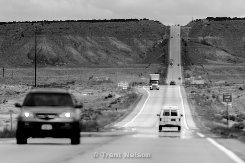 driving from green river to price, Monday May 25, 2015.
