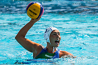RADICCHI Federica ITA<br /> ITA (white cap) -  CAN (blue cap)<br /> Water Polo<br /> Day03  16/07/2017 <br /> XVII FINA World Championships Aquatics<br /> Alfred Hajos Complex Margaret Island  <br /> Budapest Hungary July 15th - 30th 2017 <br /> Photo @ Deepbluemedia/Insidefoto