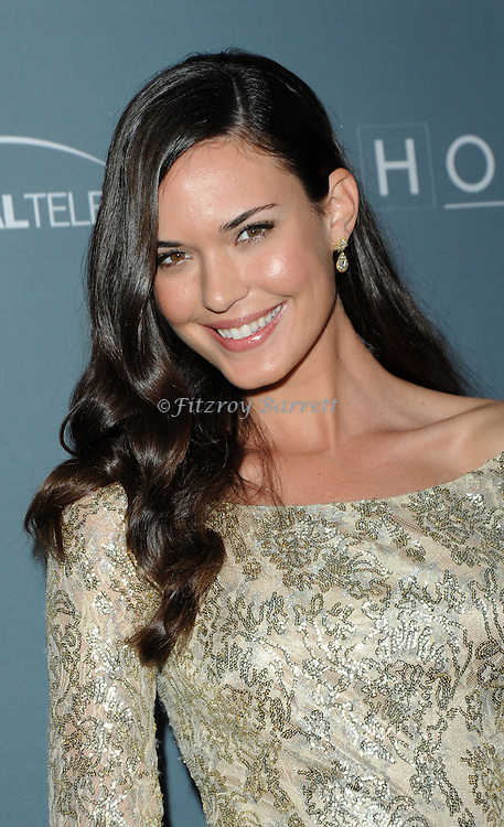 Odette Annable attending the House Series  Finale Wrap Party, held at Cicada's in Los Angeles, CA. April 20, 2012