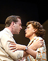 Epitaph For George Dillon by George Osborne and Anthony Creighton, directed by Peter Gill. With Joseph Fiennes as George Dillon, Francesca Annis as Ruth. Opened at the Comedy Theatre on 27/9/05. CREDIT Geraint Lewis