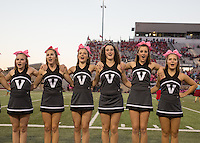HSFB 2016 Vista Ridge vs Vandegrift Oct 14