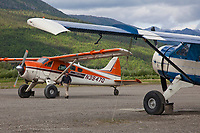 Coyote Air De Havilland Beaver airplane.