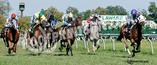 Mshomecomingqueen winning at Delaware Park on 9/4/13