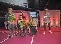 Apeldoorn,The Netherlands, November 26, 2016,  KNLTB Jaarcongres, <br /> Photo:Henk Koster
