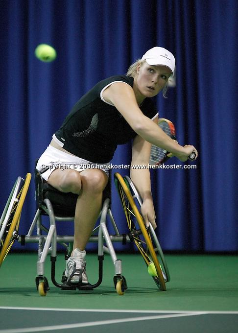 17-11-06,Amsterdam, Tennis, Wheelchair Masters, Korie Homan