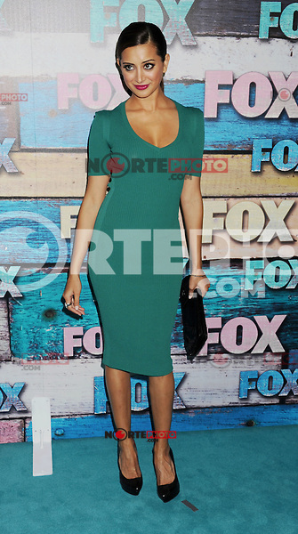 WEST HOLLYWOOD, CA - JULY 23: Noureen DeWulf arrives at the FOX All-Star Party on July 23, 2012 in West Hollywood, California. / NortePhoto.com<br />