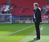 4th November 2017, Ashton Gate, Bristol, England; EFL Championship football, Bristol City versus Cardiff City; Neil Warnock Manager of Cardiff City before the match