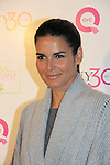 "Angie Harmon at QVC presents ""FFANY SHOES ON SALE"" at Frederick P. Rose Hall, Home of Jazz at Lincoln Center on October 13, 2010 in New York City, New York. (Photo By Sue Coflin/Max Photos)"