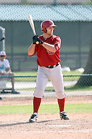 Chris Davis, Arizona Diamondbacks 2010 minor league spring training..Photo by:  Bill Mitchell/Four Seam Images.
