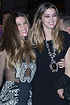 06.09.2012. Vogue Fashion´S Night Out Madrid. In the image Juana Acosta and Ana de Armas (Alterphotos/Marta Gonzalez)