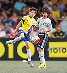 U-12 Cup Final - APSS v Sun International during the Juniors tournament of the HKFC Citi Soccer Sevens on 22 May 2016 in the Hong Kong Footbal Club, Hong Kong, China. Photo by Li Man Yuen / Power Sport Images