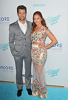 www.acepixs.com<br /> <br /> April 18 2017, LA<br /> <br /> Drew Seeley and Amy Paffrath arriving at the 8th annual Thirst Gala at The Beverly Hilton Hotel on April 18, 2017 in Beverly Hills, California. <br /> <br /> By Line: Peter West/ACE Pictures<br /> <br /> <br /> ACE Pictures Inc<br /> Tel: 6467670430<br /> Email: info@acepixs.com<br /> www.acepixs.com