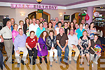 Kathleen O'Shea Aghadoe, Killarney celebrated her 70th birthday with her many friends and family in the Killarney Heights Hotel on Saturday night     Copyright Kerry's Eye 2008