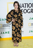 09 October  2017 - Hollywood, California - Marla Sokoloff. L.A. premiere of National Geographic Documentary Films' &quot;Jane&quot; held at Hollywood Bowl in Hollywood. <br /> CAP/ADM/BT<br /> &copy;BT/ADM/Capital Pictures