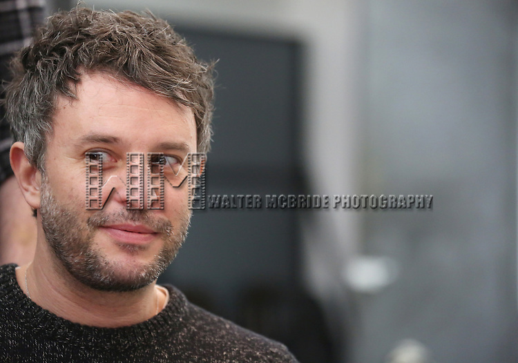 Trip Cullman attends the cast photo call for 'Significant Other' at the Roundabout Theatre rehearsal hall on April 24, 2015 in New York City.