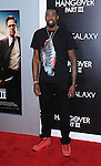 """DeAndre Jordan at the Los Angeles premiere of """"The Hangover Part 3"""" held at Westwood Village Theater on May 20, 2013."""