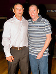 Attending Mark Fitzpatrick's 21st in the Star and Crescent were Mark McKenna and Nigel Kirwan..Picture: Shane Maguire / www.newsfile.ie.