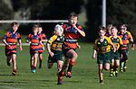 Beachlands-Maraetai Rugby, Te Puru Reserve, Auckland, Saturday 3 August 2019. Photo: Simon Watts/www.bwmedia.co.nz
