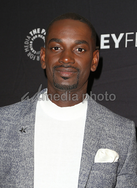 08 September 2016 -  Beverly Hills, California - Mo McRae. The Paley Center For Media's PaleyFest 2016 Fall TV Preview: PITCH - FOX held at The Paley Center for Media. Photo Credit: Faye Sadou/AdMedia